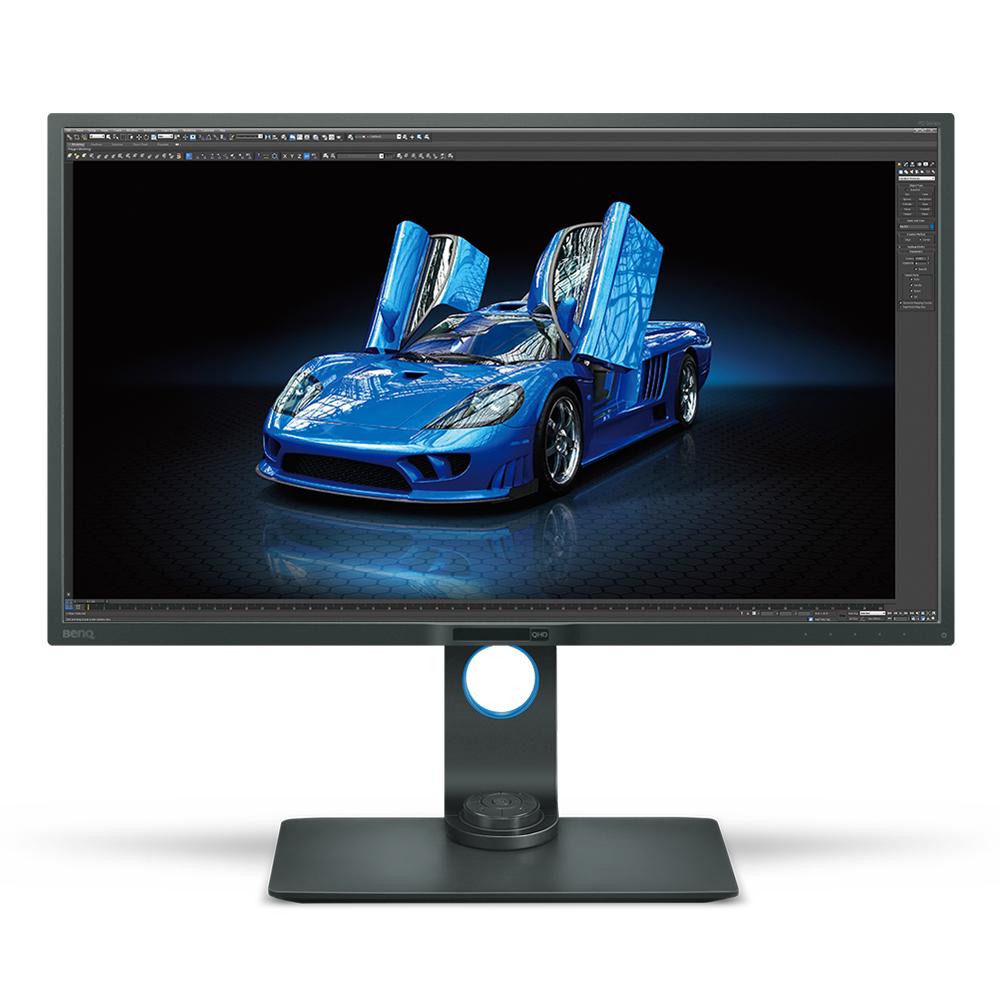[BenQ] 아이케어/시력보호 전문가 디자이너 32인치 QHD 모니터 (PD3200Q)
