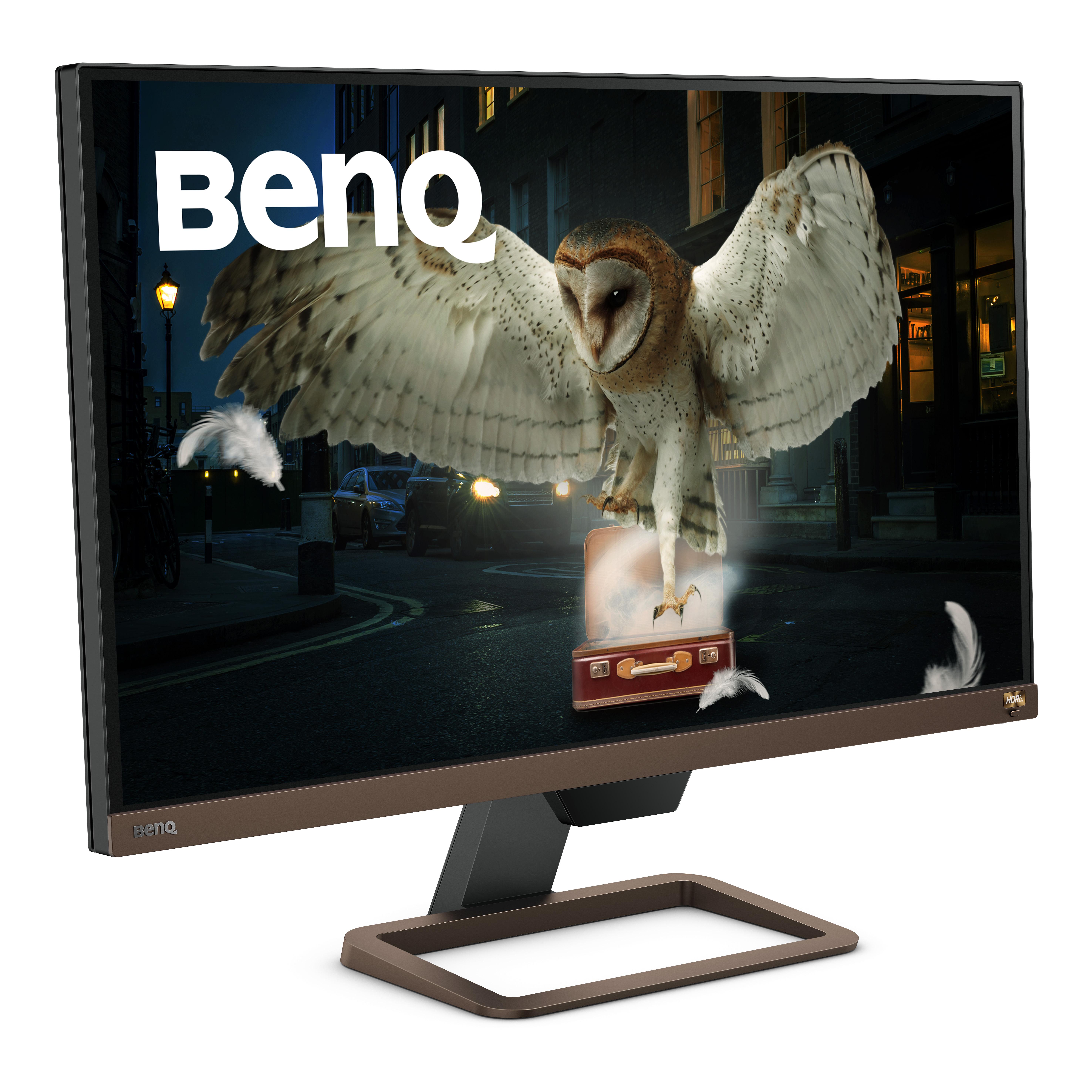 [BenQ] 아이케어 HDR 27인치 4K UHD 모니터 (EW2780U)